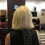 Brazilian Blowout at Bombshell Hair Shop