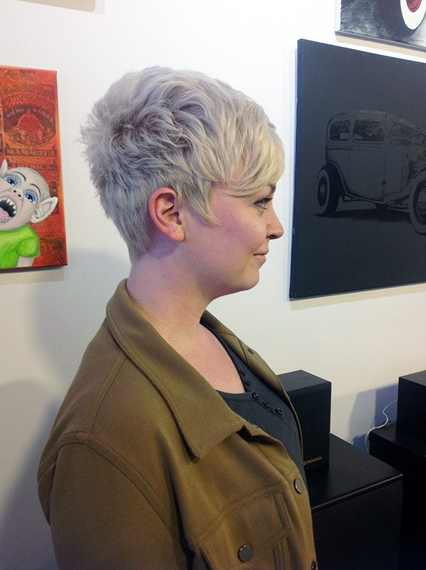 Alison After at Bombshell Hair Shop