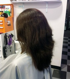 Client A Before