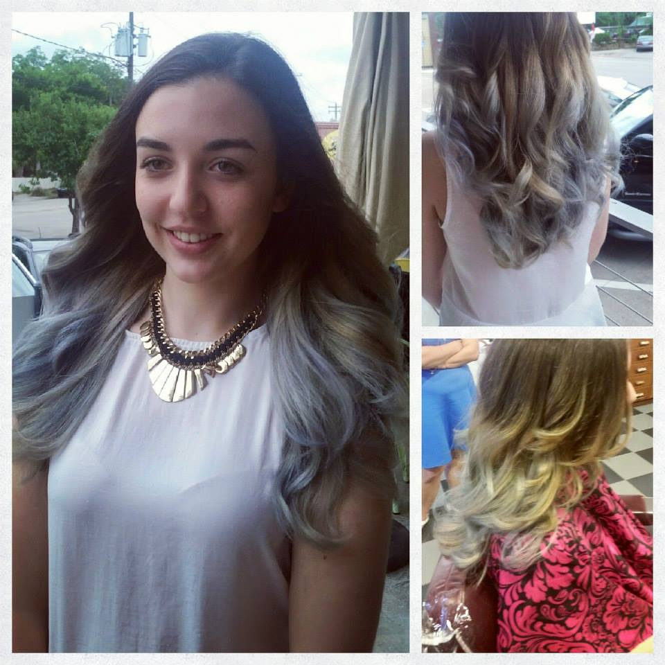 Mousy to Crisp at Bombshell Hairshop